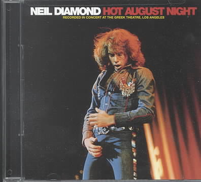 HOT AUGUST NIGHT BY DIAMOND,NEIL (CD)