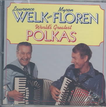 WORLD'S GREATEST POLKAS BY FLOREN,MYRON (CD)